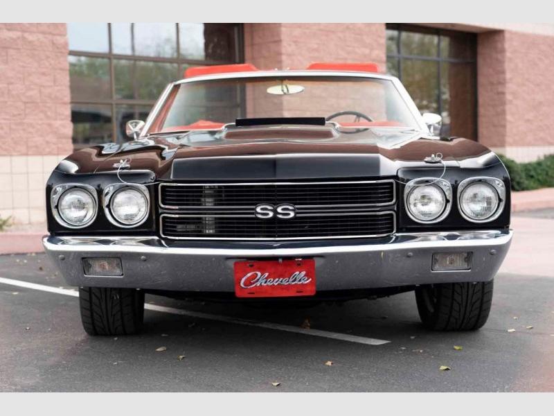 Chevrolet Chevelle 1971 price $94,500