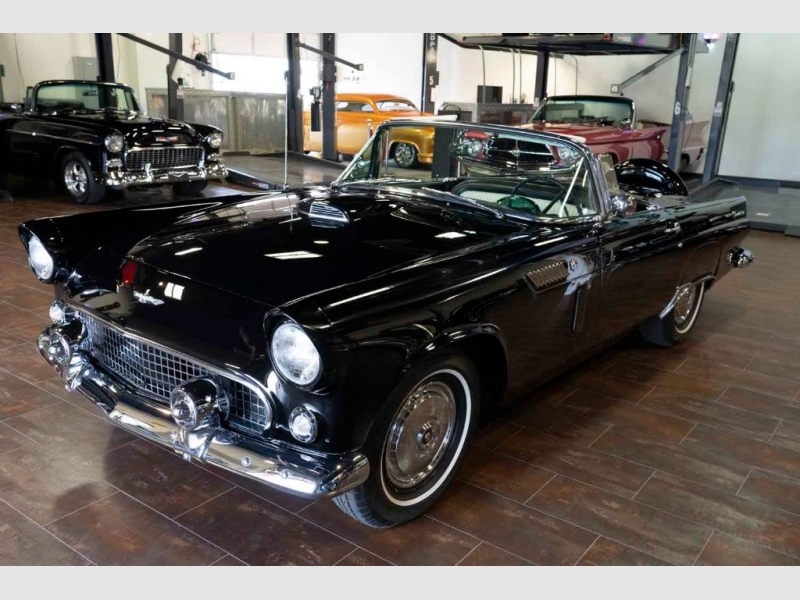 Ford Thunderbird 1956 price $49,900