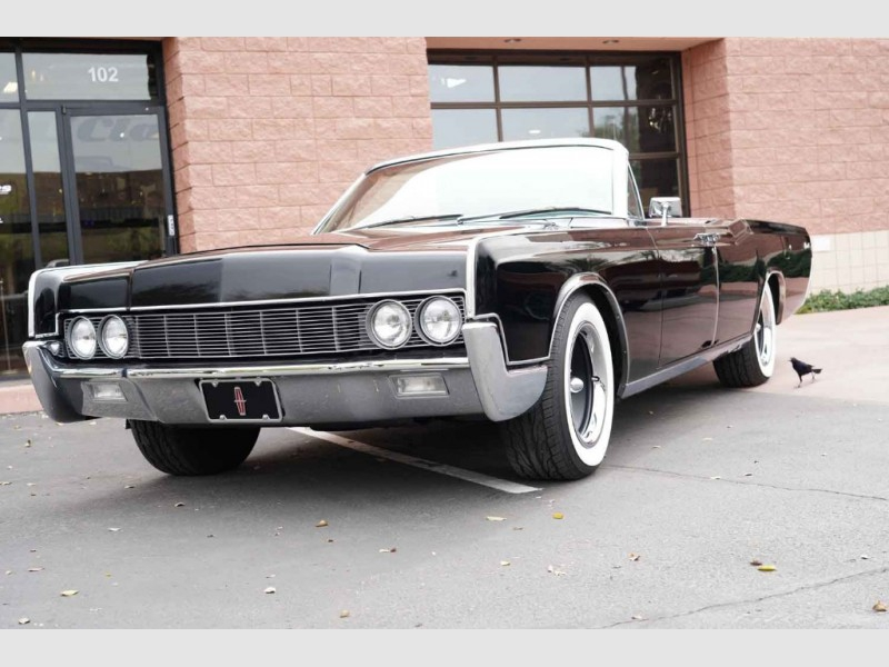 Lincoln Continental 1967 price $84,900