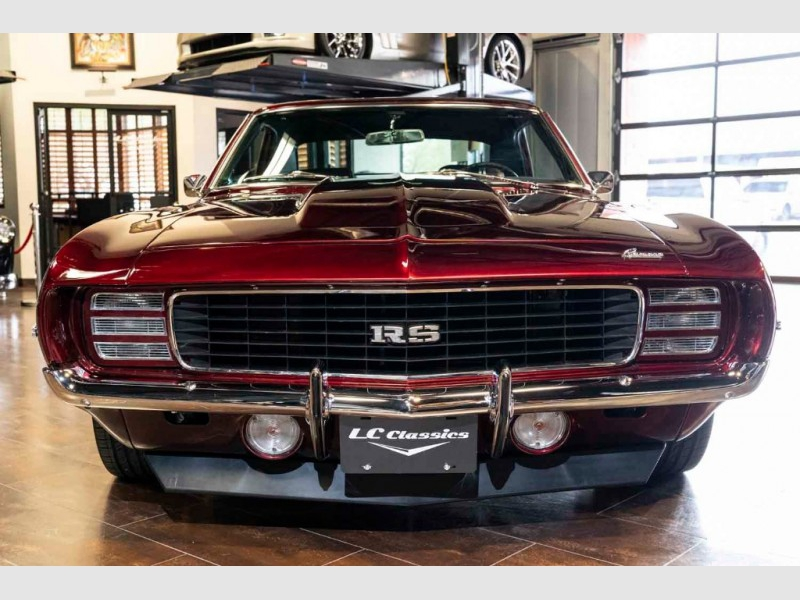 Chevrolet Camaro RS 1969 price $48,900