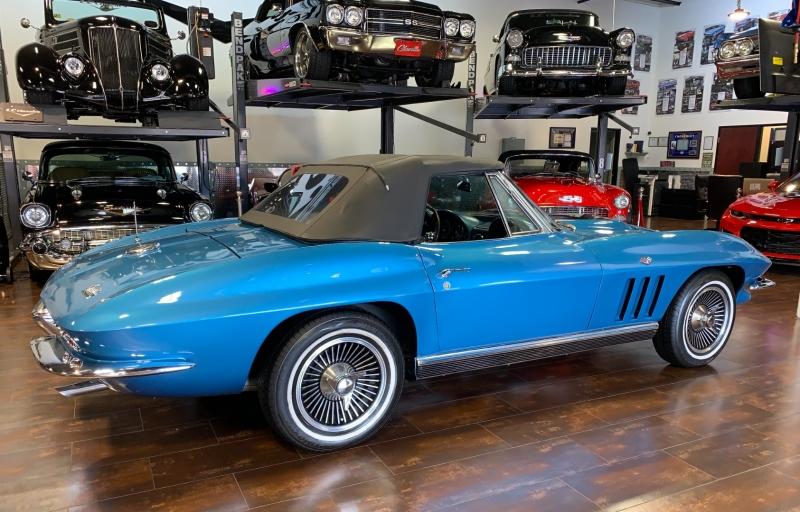 Chevrolet Corvette 1966 price $68,000