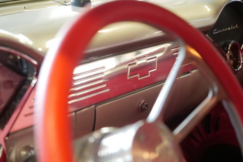 Chevrolet Belair Hardtop - Resto Mod 1955 price $99,000