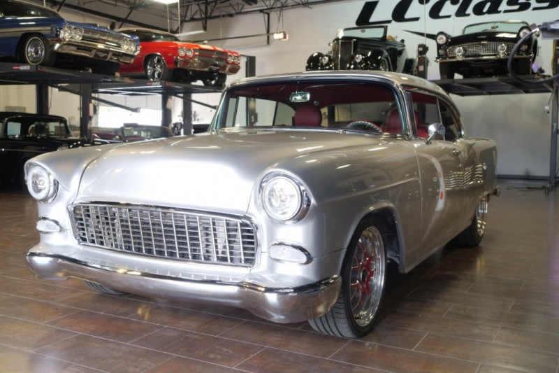 Chevrolet Belair Hardtop - Resto Mod 1955 price $120,000