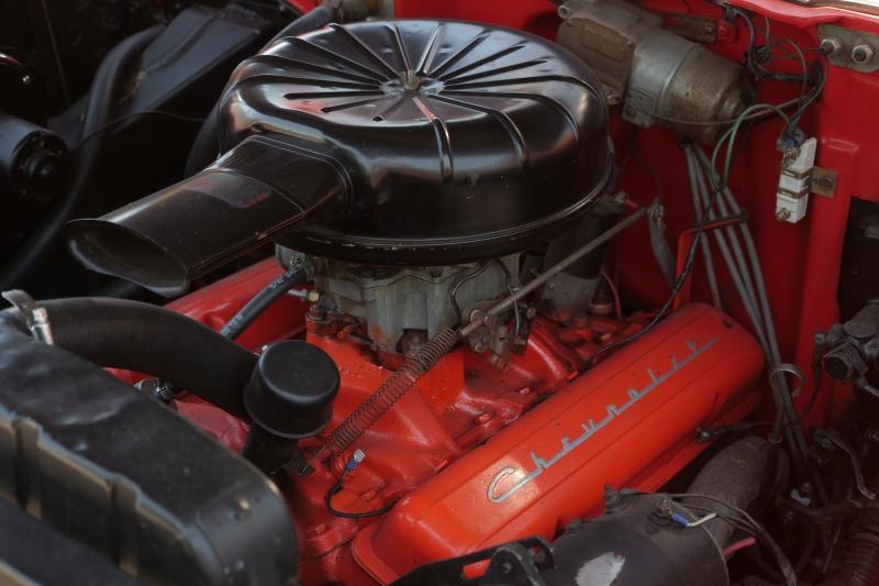 Chevrolet Bel Air 1957 price $54,500