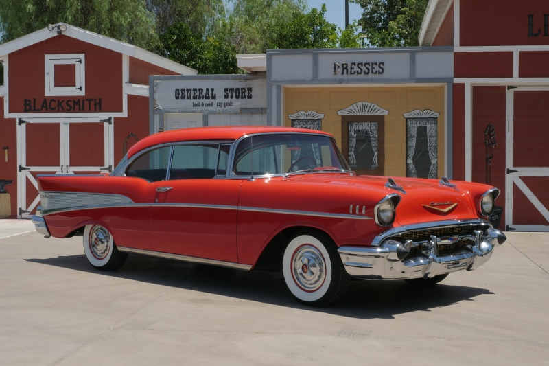 Chevrolet Bel Air 1957 price $49,500