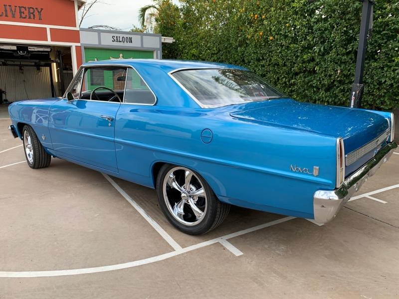Chevrolet Nova 1967 price $32,500