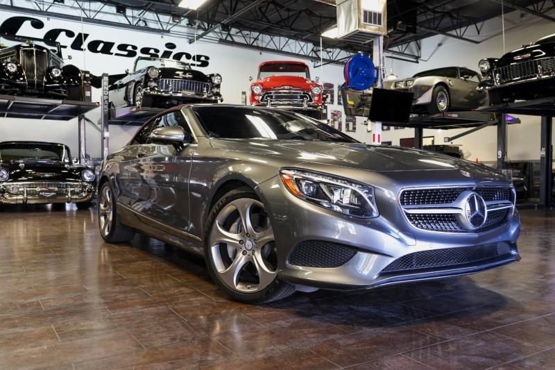 Mercedes-Benz S550 2017 price $89,900