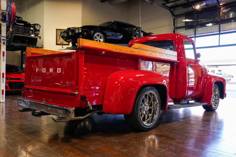 Ford F100 1956 price $64,900