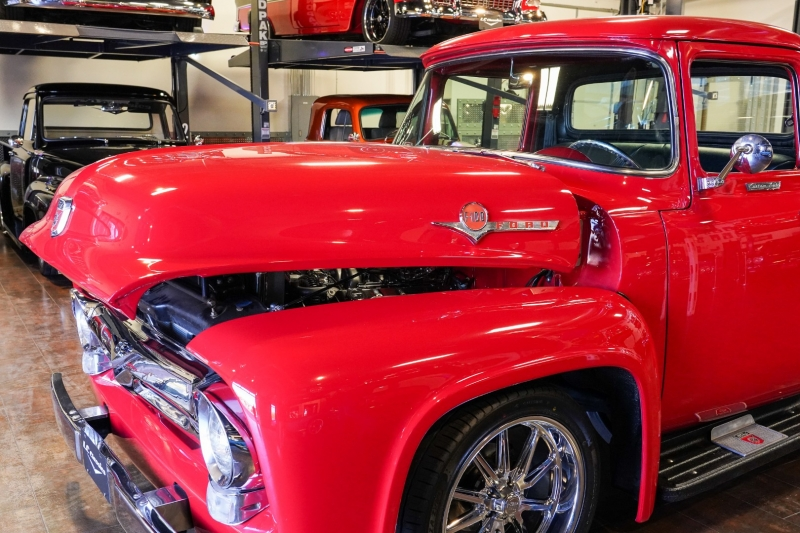 Ford F100 1956 price $49,900