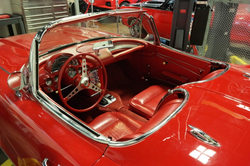 Chevrolet Corvette 1962 price $89,950
