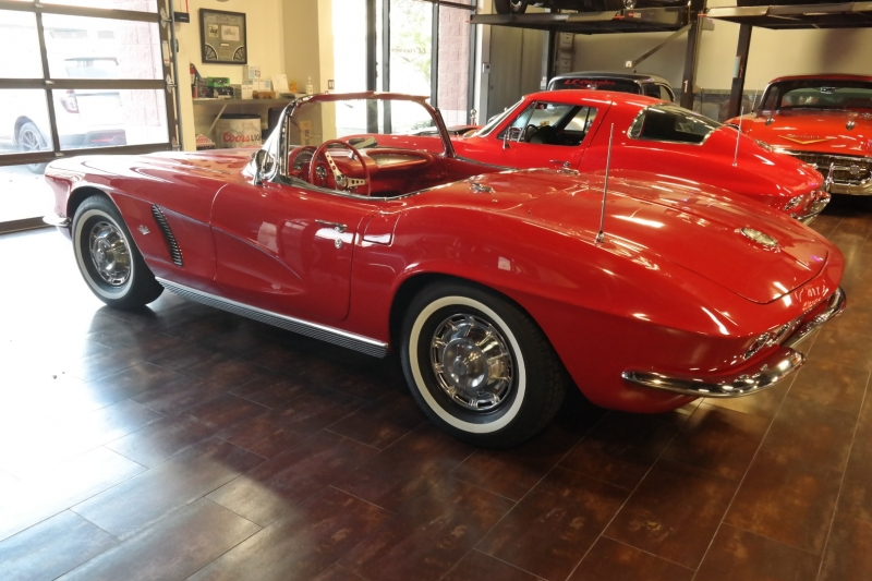 Chevrolet Corvette 1962 price $85,000