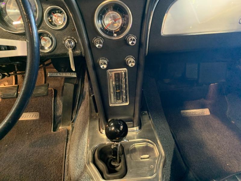 Chevrolet Corvette 1963 price $155,000