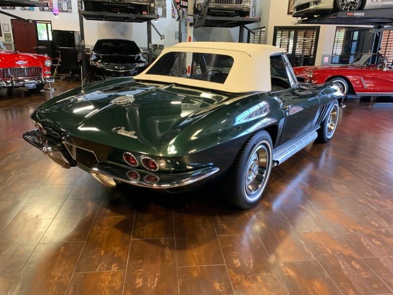 Chevrolet Corvette 1965 price $78,000