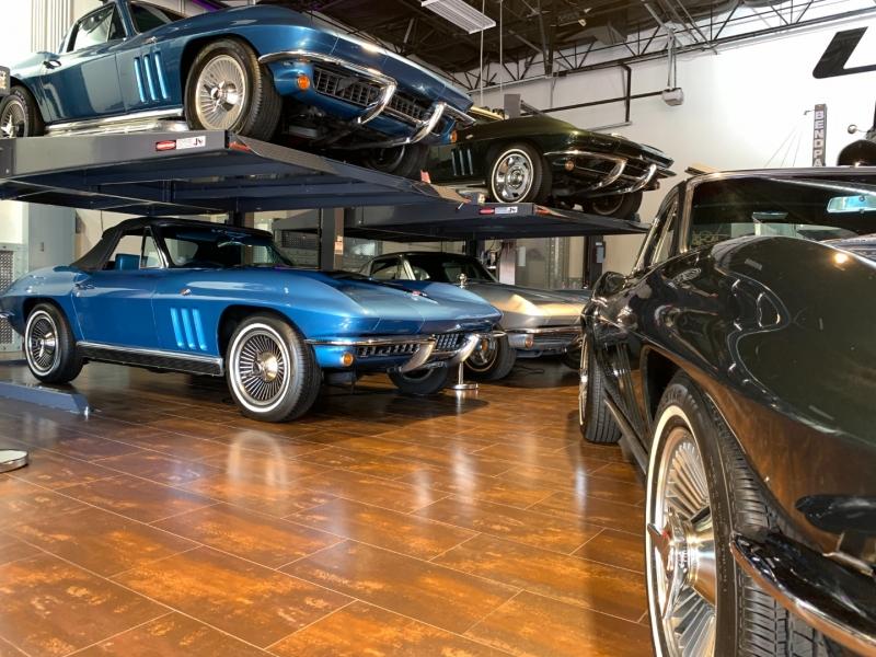 Chevrolet Corvette 1965 price $80,000