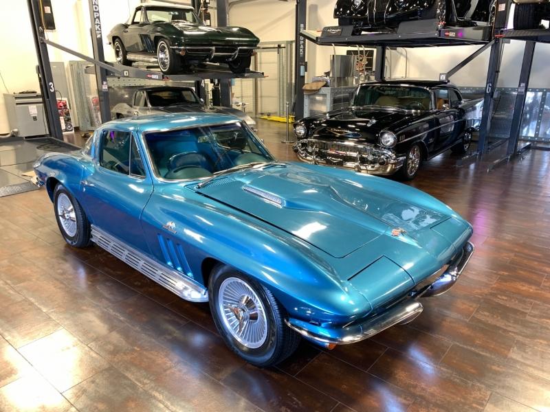 Chevrolet Corvette 1965 price $55,000