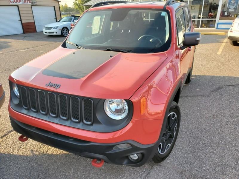 Jeep RENEGADE 2016 price 19977