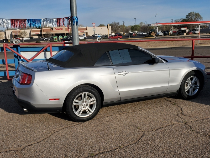 FORD MUSTANG 2012 price $15,577