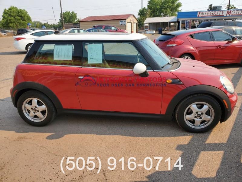 MINI COOPER 2009 price $9,577