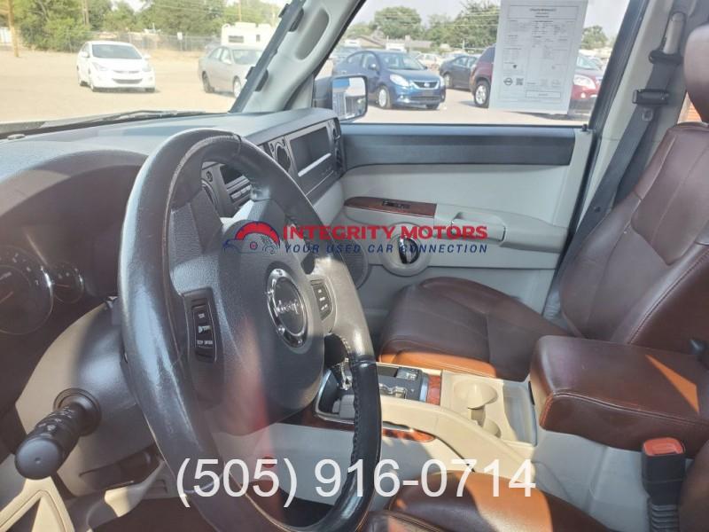 JEEP COMMANDER 2007 price $12,577