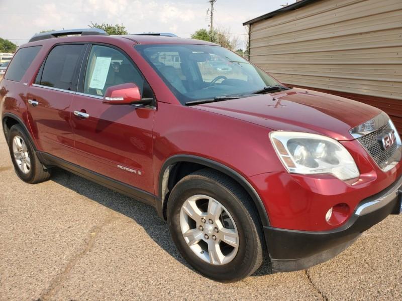 GMC ACADIA 2008 price $12,577