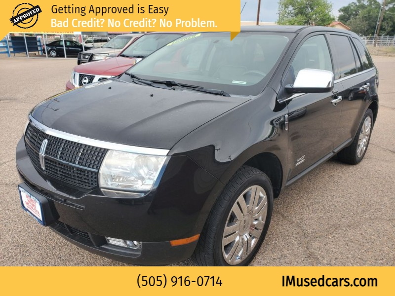 LINCOLN MKX 2008 price $13,177