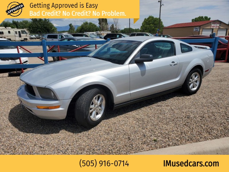 FORD MUSTANG 2007 price $10,777