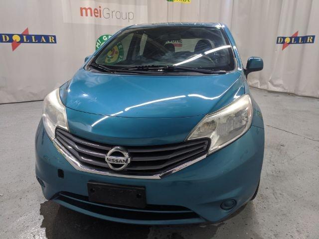 Nissan Versa Note 2014 price $0
