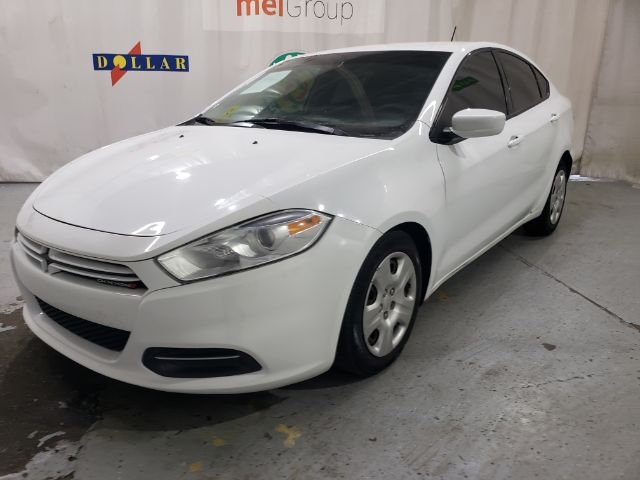 Dodge Dart 2016 price $0