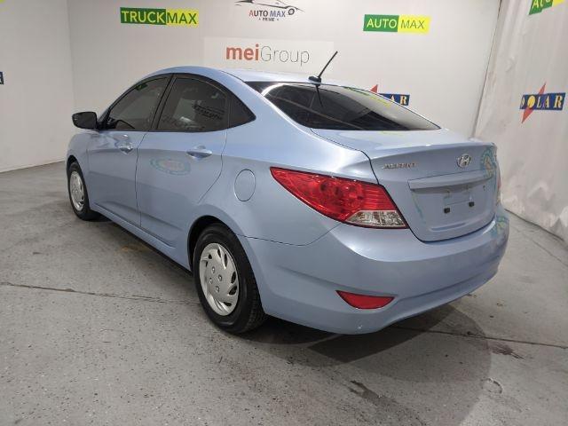 Hyundai Accent 2014 price $0