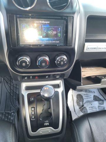 Jeep Compass 2017 price $0