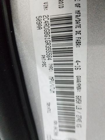 Dodge Grand Caravan 2016 price $0
