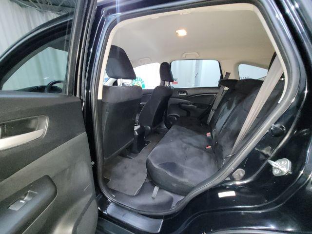 Honda CR-V 2012 price $0