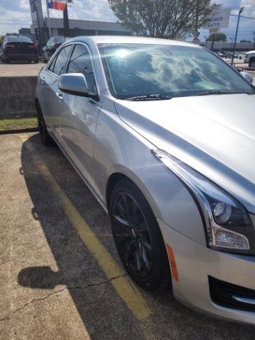 Cadillac ATS 2017 price $0