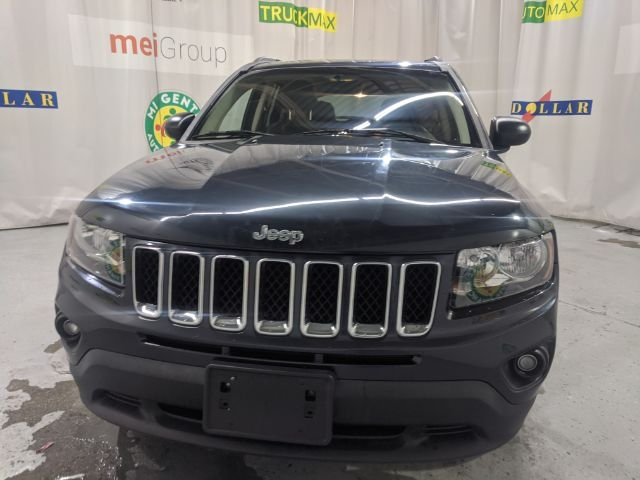 Jeep Compass 2015 price $0