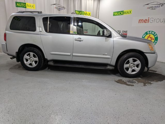 Nissan Armada 2007 price Call for Pricing.