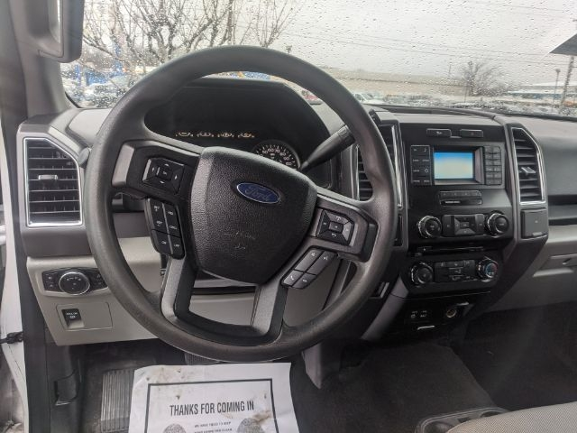 Ford F-150 2015 price $0