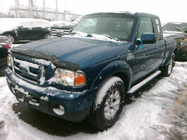 Ford Ranger 2011 price $0