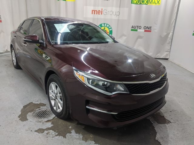 Kia Optima 2018 price $0