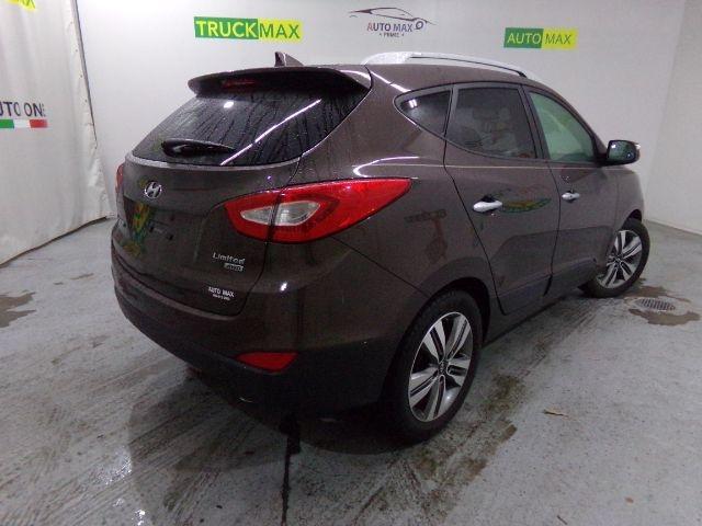 Hyundai Tucson 2015 price $0