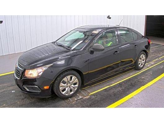 Chevrolet Cruze 2015 price $0