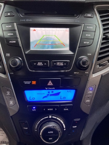 Hyundai Santa Fe 2013 price $0