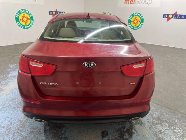 Kia Optima 2014 price $0