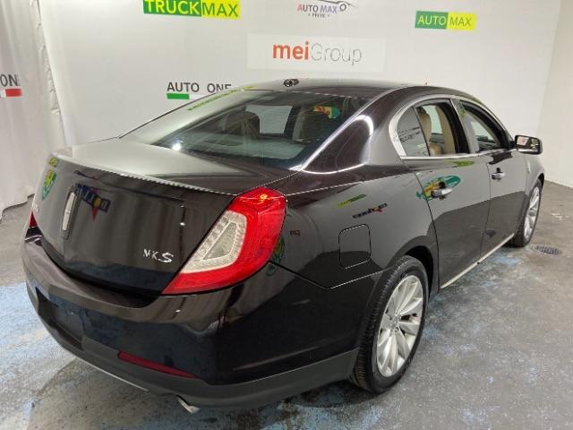 Lincoln MKS 2013 price $0