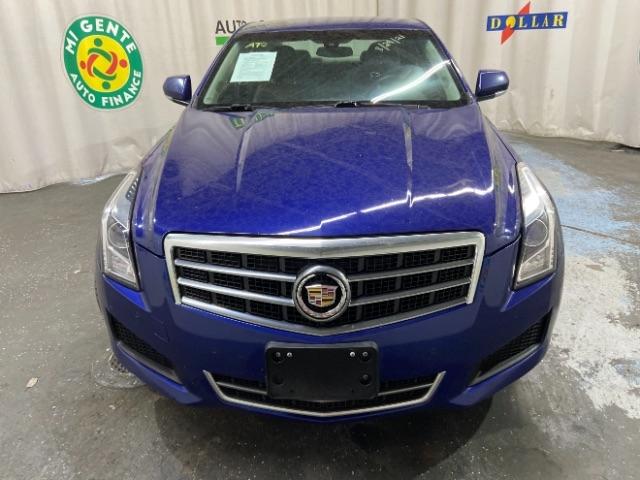 Cadillac ATS 2014 price $0