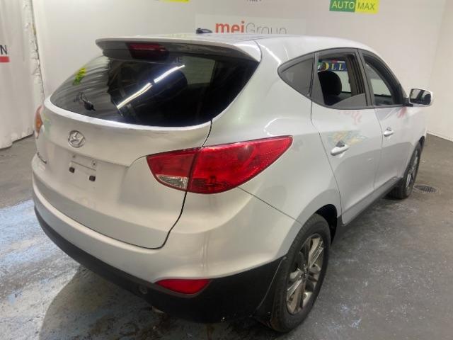 Hyundai Tucson 2014 price $0