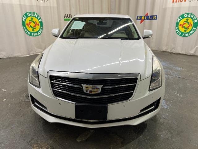 Cadillac ATS 2015 price $0