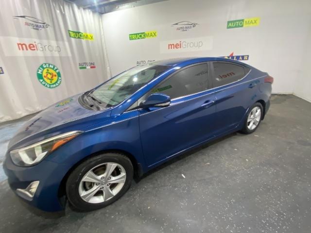 Hyundai Elantra 2016 price $0