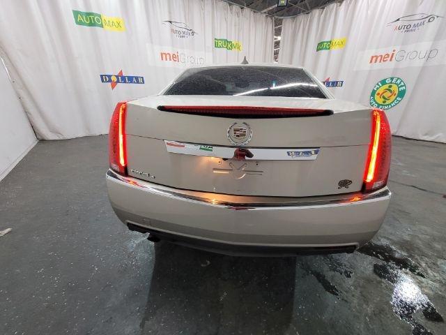 Cadillac CTS 2013 price $0