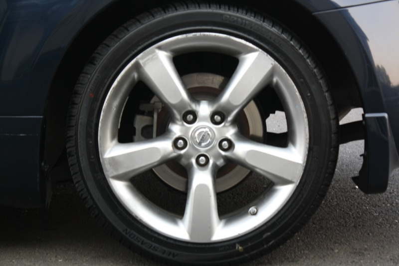 Nissan 350Z 2008 price $13,997