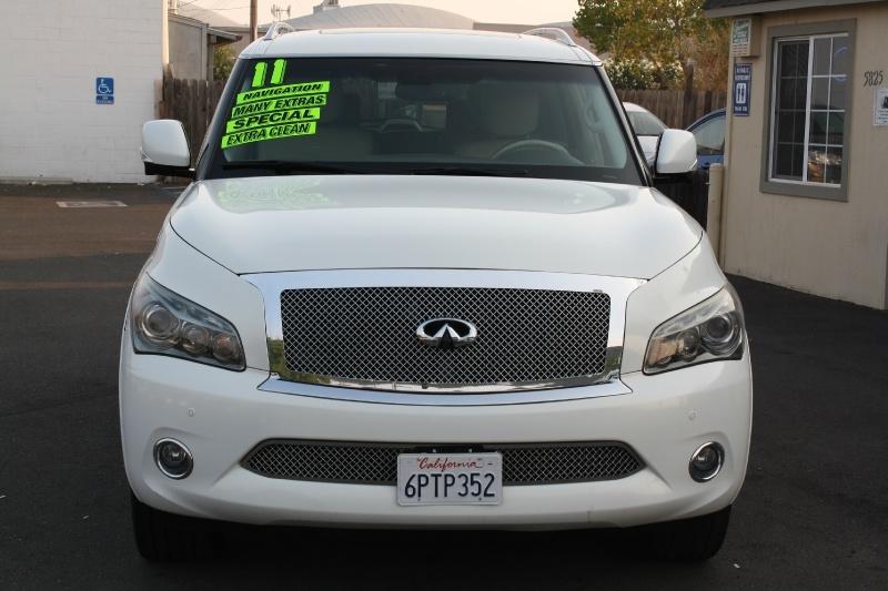 Infiniti QX56 2011 price $15,998